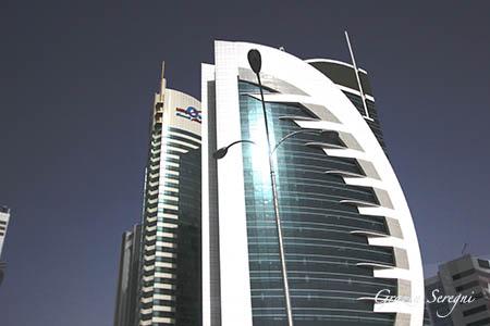 Qatar grattacieli bello b