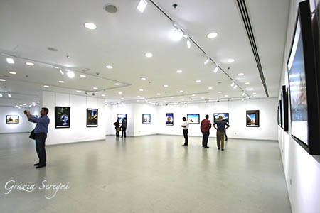 Qatar nuovo centro espositivo mostre