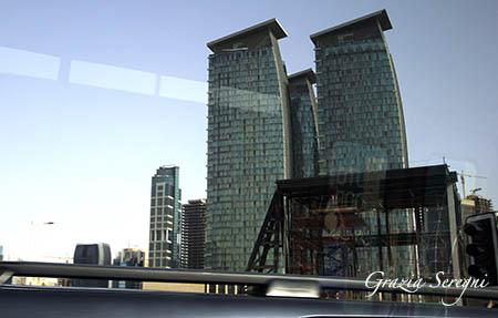 Qatar ok torri grattacieli n