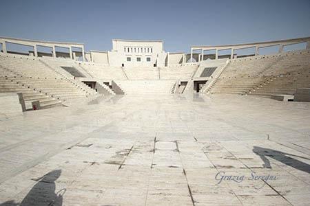 Qatar teatro marmo italiano s