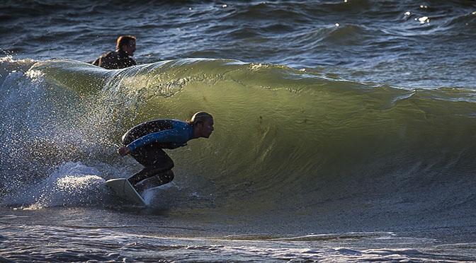 Danimarca 672 Surfer ved Hornbæk