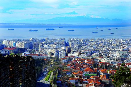 Macedonia Grecia Thessaloniki