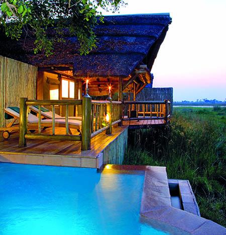 express Botswana lusso safari OES-POOL-11