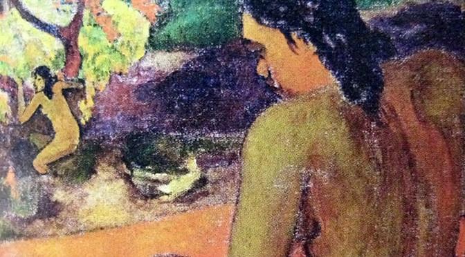 ARTE  MUSEI  A TAHITI ; NON SOLO SPIAGGE