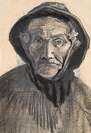Vang Gogh donna