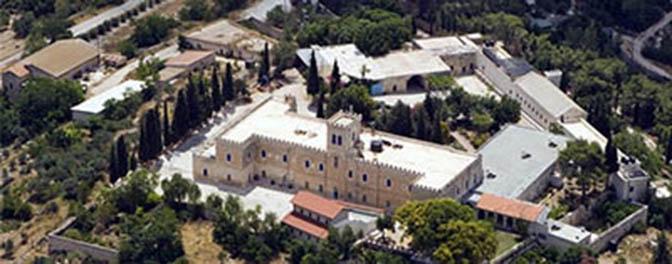 Israele 672 Gerusalemme da alto b
