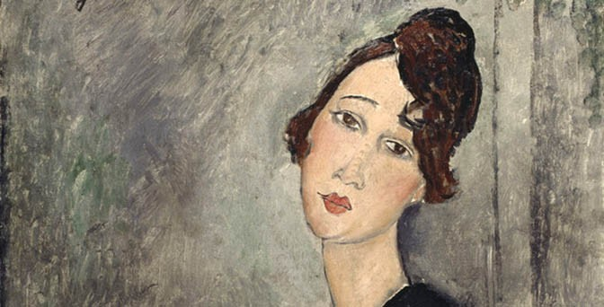 Mostra a Genova – Sequestrati presunti falsi Modigliani – SECONDO SCANDALO !!!