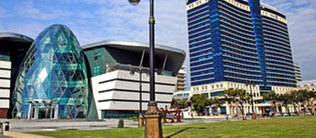 Baku-oggi Azerbaijan
