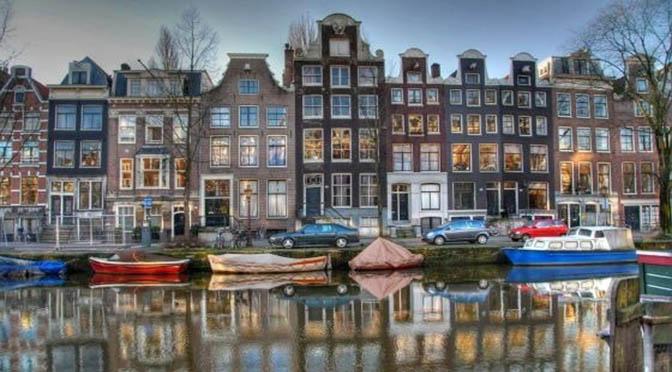 Vacanze o weekend in Olanda – A Rotterdam si può anche fare surf