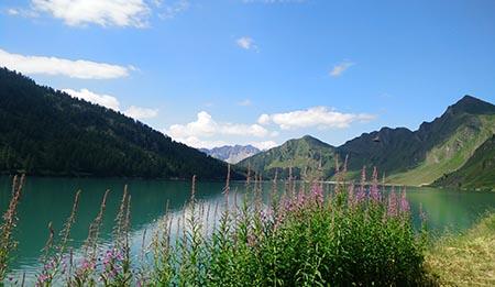 Lago Ritom 450 vista