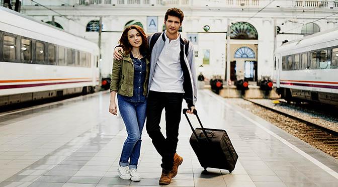 VIAGGIARE LOW COST IN TRENO : DA 29 EURO VIAGGI IN TGV