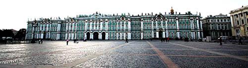 Sam Pietroburgo Ermitage e piazza 500