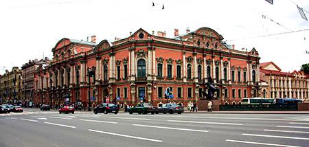 San Pietroburgo nevsky arch R