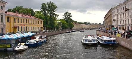 San Pietroburgo ok canale