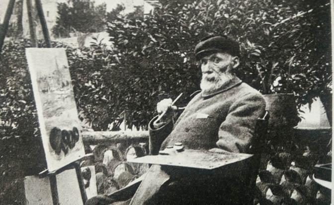 ARTE 672 f Claude Monet