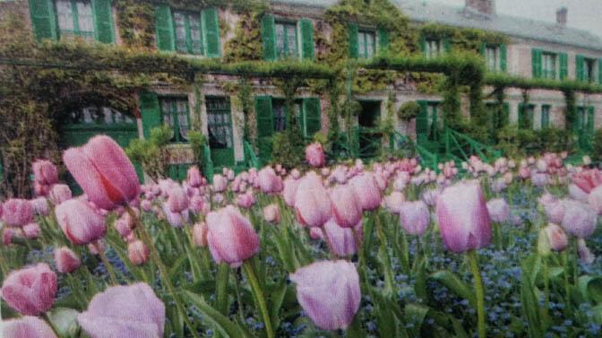 Arte mostra e libri i giardini dei grandi artisti a - Arte e giardino ...
