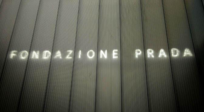 """Arte a Milano e Cannes – Fondazione Prada – """"CARNE y ARENA"""" anteprima mondiale al Festival de Cannes 2017"""