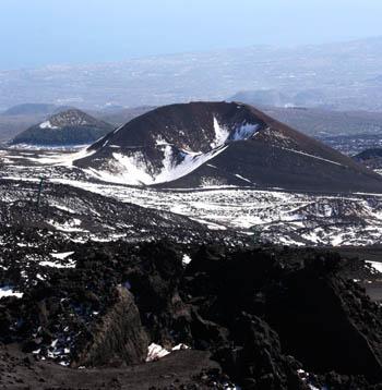 CATANIA Etna bocca laterale 350 km