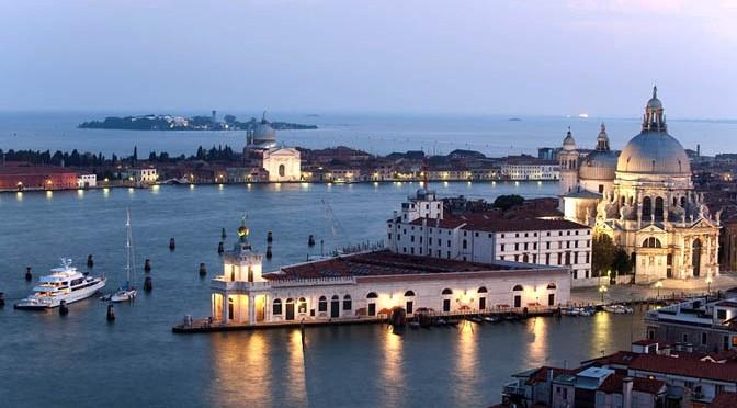 Eventi d' agosto a Venezia – PALAZZO GRASSI e PUNTA DELLA DOGANA