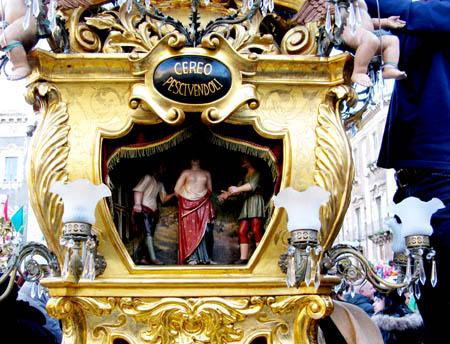Catania Sant Agata 450 particolari 2w