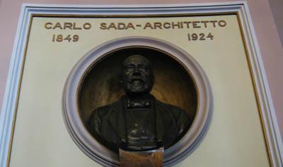Catania Teatro 400 architetto progettista