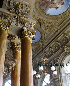 Catania Teatro Bellini 300 colonne Liberty