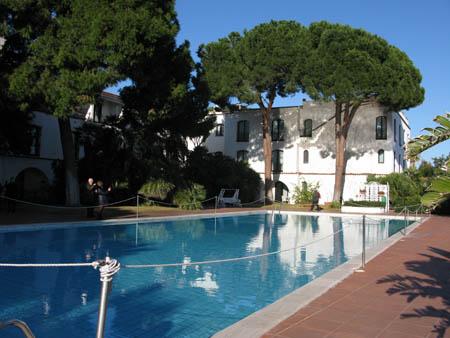 Catania hotel NH Hotels piscina