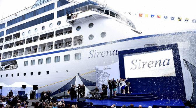 Crociere di lusso e vacanze  con programma di benessere gratuito sul mare