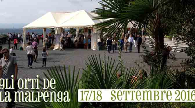 Save the date – 17 -18 settembre – Gli Orti de La Malpenga a Biella – Vivaisti giardinieri orticoltori  amatori