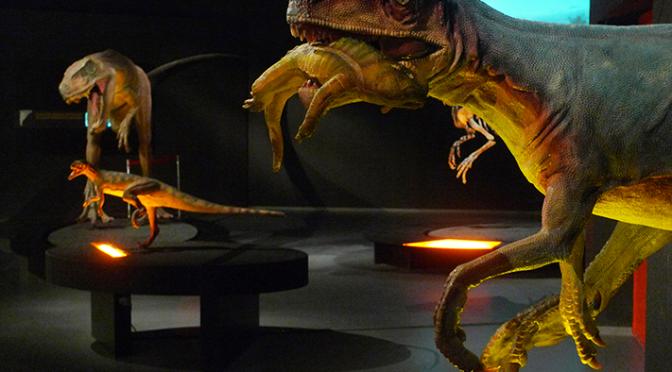 Per i vostri Bambini o nipoti – Almeno un weekend a Padova – Dinosauri come non li avete MAI visti !!!