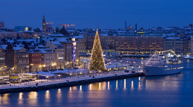 Natale dove ? A Stoccolma e Göteborg: mercatini di design – tradizionali e bio – La festa di Santa Lucia