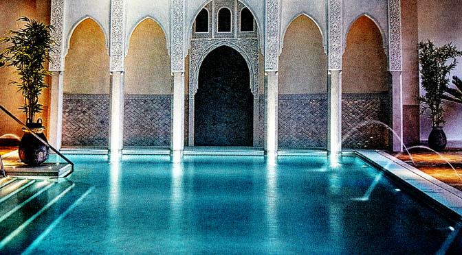 Spa e terme – Dove le più lussuose ? – A Milano come in Marocco