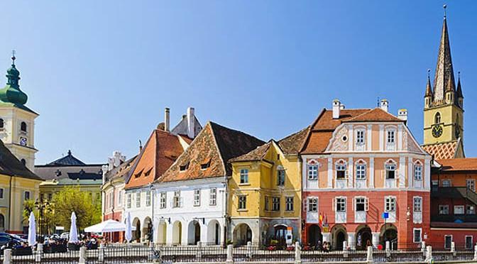 Dove vado in Europa ? Città non turistica SIBU – Come Praga – ma senza tanti turisti