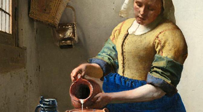"""Arte a Parigi al Louvre – """" Vermeer e i maestri della pittura di genere """" – Mostre da non perdere"""