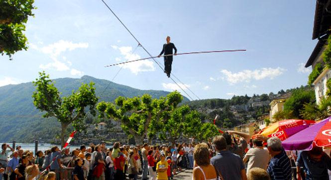 Weekend di giugno 2017 – Dal 2 al 5 giugno Ascona diverrà il palco a cielo aperto