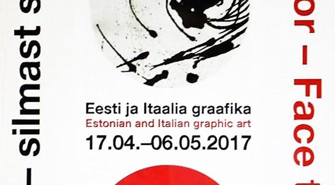 Arte a Tallin Estonia- Alessandra Angelini –  ITALIAN AND ESTONIAN ARTISTS EXHIBITION