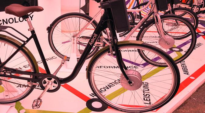 EVENTO sul lago di COMO a Lecco – Bici elettrica protagonista per tutti – Da non perdere dal 12 al 14 maggio 2017