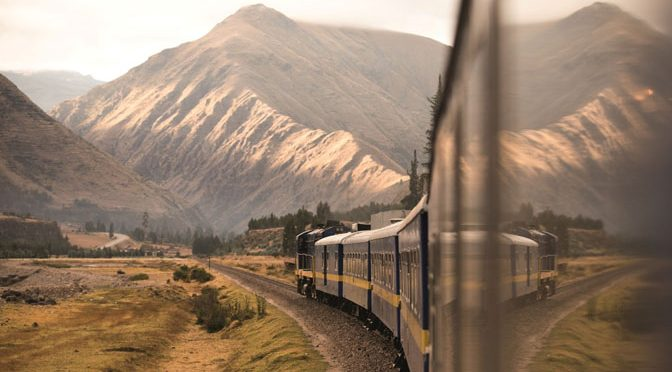 Il Perù a bordo dei treni delle Ande: lusso e panorami incredibili
