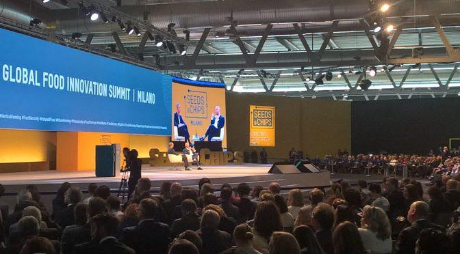 Obama a Milano – Fiera Milano Rho – Seeds&Chips – Tutta la settimana: Tutto Food Seeds&Chips Milano