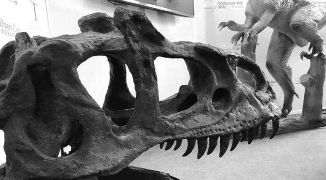 "Dinosauri a Venezia – 15 al 22 ottobre "" Settimana del Pianeta Terra """
