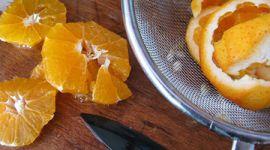 Marmellata di arance e poco zucchero