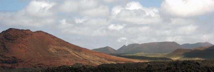 Lanzarote vulcano rosso2
