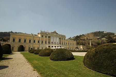 Como, Villa Olmo.