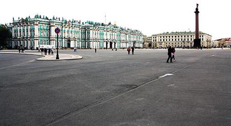 San Pietroburgo,Ermitage.