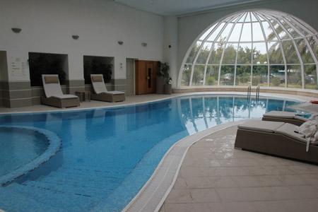 Tunisia piscina