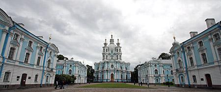 San Pietroburgo, cattedrale di San Nicola.