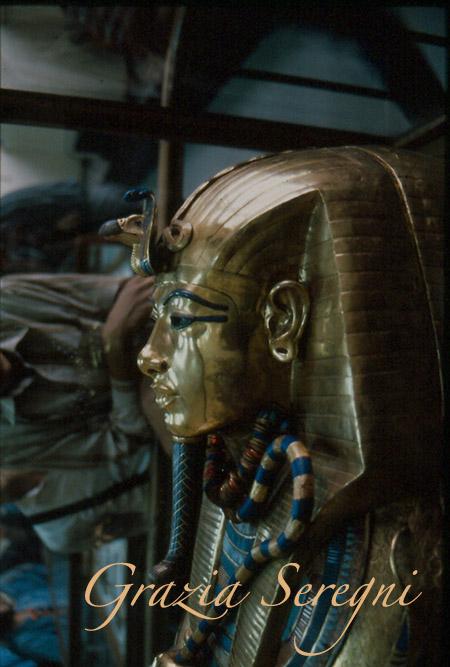 tutankamon maschera viso