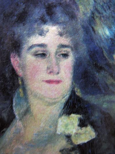 Renoir; Madame Georges Charpentier (1876-77)