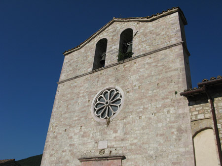 Cascia. San Francesco.