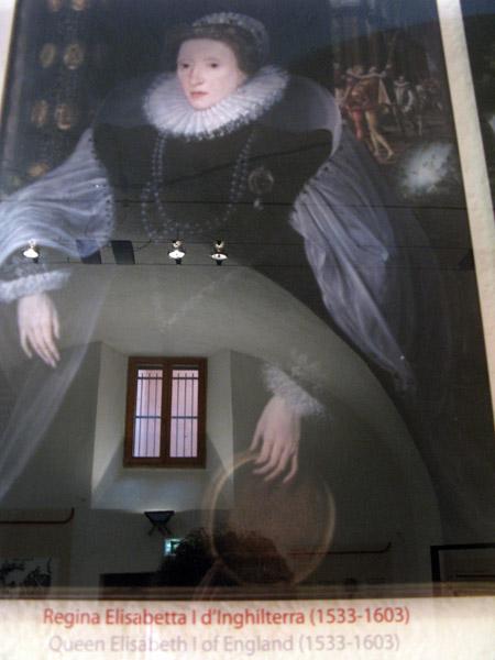 Preci: Museo della Chirurgia. Elisabetta I ne fu paziente per un intervento di cataratta.